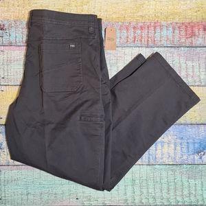 Field & Stream Gray Utility Pants NWT